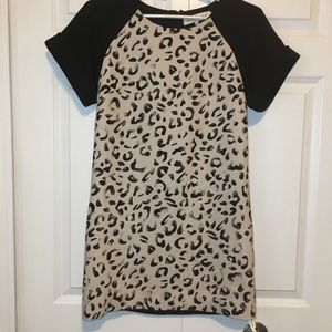 Keepsake Do You Remember Piperlime Cheetah Dress
